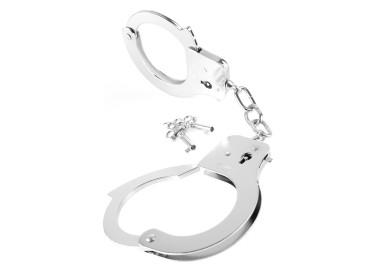 Il consiglio del giorno: Manette In Metallo - Designer Metal Handcuffs Silver - Pipedream