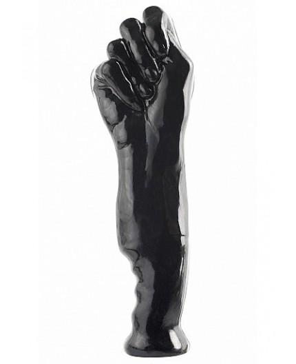 Sexy Shop Online I Trasgressivi Mano per Fisting Fist Of Fury Nera 28 cm - Pipedream