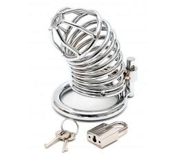 sexy shop online i trasgressivi Cintura Di Castità - Male Chastity Device With Padlock - Rimba