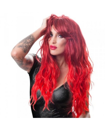 Sexy Shop Online I Trasgressivi - Parrucca - Wig, Red, Wavy and Long - Orion