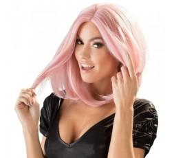 Sexy Shop Online I Trasgressivi - Parrucca - Wig, Bob, Pink - Orion