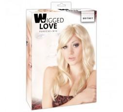 Sexy Shop Online I Trasgressivi Parrucca - Britney Morbidi Capelli Biondi - Orion