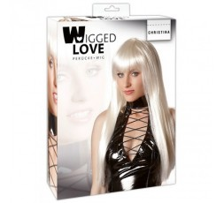 Sexy Shop Online I Trasgressivi - Parrucca - Lunga Biondo Platino Christina - Orion