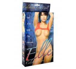 Sexy Shop Online I Trasgressivi - Bambola Gonfiabile - Elle Celbrity Doll Skin - Seven Creations