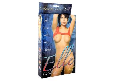 Bambola Gonfiabile - Elle Celbrity Doll Skin - Seven Creations