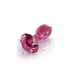 Sexy Shop Online I Trasgressivi - Plug Anale In Vetro - Icicles N.79 Transparent - Pipedream