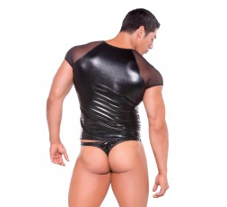 Sexy Shop Online I Trasgressivi - T-Shirt Uomo - Wetlook T-Shirt Black - Allure