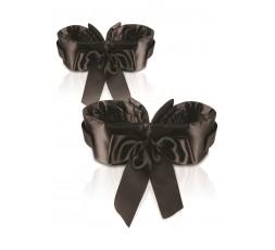 Sexy Shop Online I Trasgressivi - Costrittive - Bowtie Cuffs Black - Pipedream