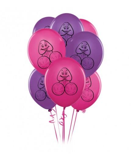 sexy shop online i trasgressivi Gadgets Scherzi - Palloncini Bp Pecher Balloons (8 Pz) - Pipedream