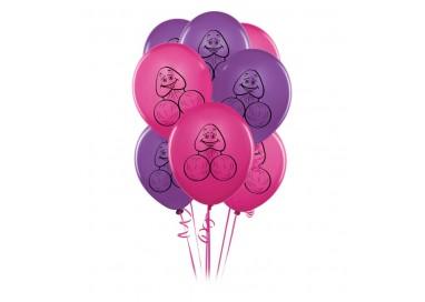 Gadgets Scherzi - Palloncini Bp Pecher Balloons (8 Pz) - Pipedream