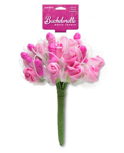 sexy shop online i trasgressivi Gadgets Scherzi - Bouquet Bachelorette Party Favors - Pipedream