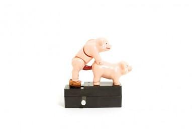 Gadgets Scherzi - Scherzo Copulating Piggies  - Mc Falland