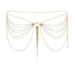 sexy shop online i trasgressivi Accessori Vari - Magnifique Waist Jewelry - Gold - Bijoux Indiscrets