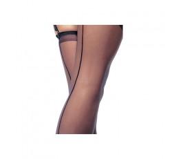 Sexy Shop Online I Trasgressivi - Calze & Collant - Calze Autoreggenti Sheer Backseam Stockings Bas - Leg Avenue