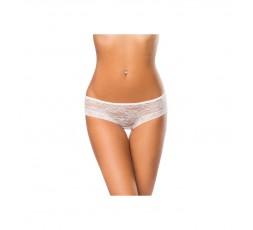 Sexy Shop Online I Trasgressivi - Sexy Lingerie - Slip Perizoma Bianco in Pizzo