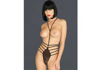 Sexy Lingerie - Body a Lacci Kink Harness G String Teddy - Leg Avenue