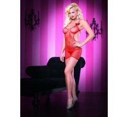 Sexy Shop Online I Trasgressivi - Abito Sexy - Mini Abito Rosso Mini Dress - Leg Avenue