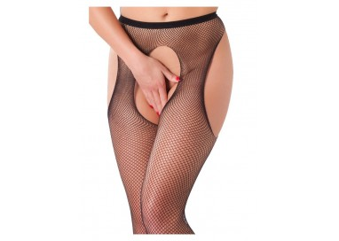 Calze & Collant - Calze Nere Suspender Tights Amorable - Rimba
