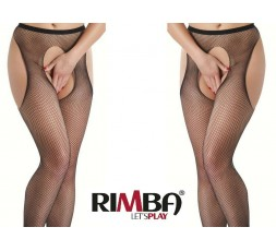 Sexy Shop Online I Trasgressivi - Calze & Collant - Calze Nere Suspender Tights Amorable - Rimba
