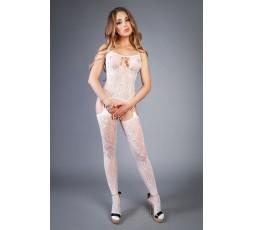 Sexy Shop Online I Trasgressivi - Bodystocking Bianco (One Size) - Le Frivole