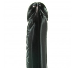 Sexy Shop Online I Trasgressivi - Fallo Realistico - Quivering Cock Multi-Speed Vibrating Dong 7 Inch Black - Doc Johnson