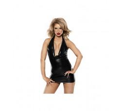 Sexy Shop Online I Trasgressivi - Abito Sexy - Alluring Kitten Dress Black - Allure