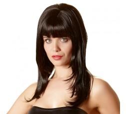 Sexy Shop Online I Trasgressivi - Parrucche - Nera Lunga Scalata Carmen - Orion