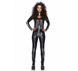 Sexy Shop Online I Trasgressivi - Carnevale Donna - Costume da Scheletro - Leg Avenue
