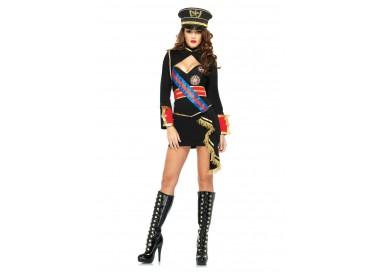 Carnevale Donna - Costume da Diva Dittatrice - Leg Avenue
