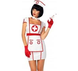 Sexy Shop Online I Trasgressivi - Costume Sexy Per Carnevale - Hospital Heartbreaking Nurse - Leg Avenue