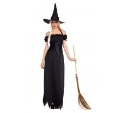 Sexy Shop Online I Trasgressivi - Halloween Donna - Costume Da Mistress of Darkness - Music Legs