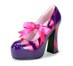 Sexy Shop Online I Trasgressivi - Scarpa - Kitty 32 Viola Funtasma - Pleaser