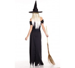 Sexy Shop Online I Trasgressivi - Costume Halloween - Mistress of Darkness - Music Legs