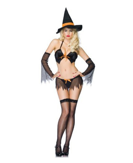 Sexy Shop Online I Trasgressivi - Halloween Donna - Wicked Witch