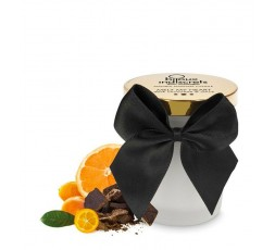 Sexy Shop Online I Trasgressivi - Candela Per Massaggi - Dark Chocolate Massage Melt My Heart - Bijoux Indiscrets