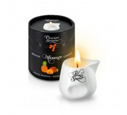 Sexy Shop Online I Trasgressivi - Candela Per Massaggi - Massage Candle Mango - Plaisirs Secrets