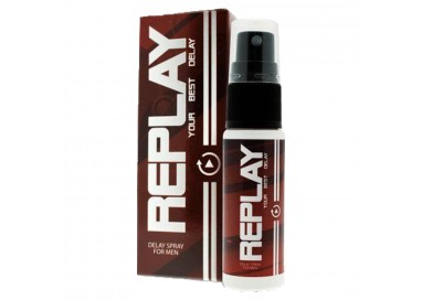 Ritardante & Desensibilizzante - Spray Ritardante Replay Delay For Men - Intimateline