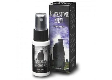 Ritardante & Desensibilizzante - Spray Ritardante Black Stone For Men - Cobeco Pharma