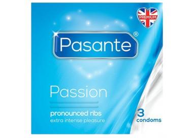 Profilattici - Stimolanti Passion - Pasante