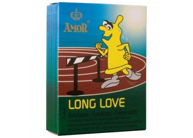 Profilattici - Ritardanti Long Love - Amor