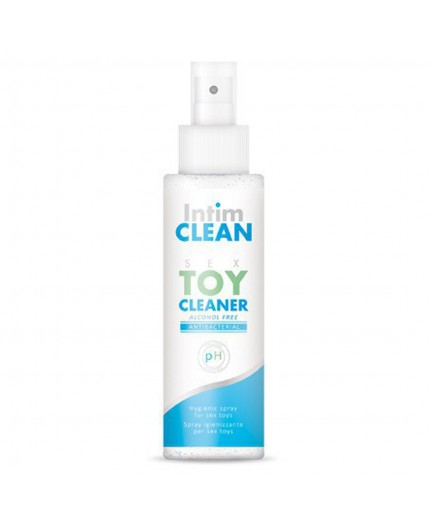 Sexy Shop Online I Trasgressivi - Detergente Sex Toys - Toy Cleaner Intim Clean - Intimateline