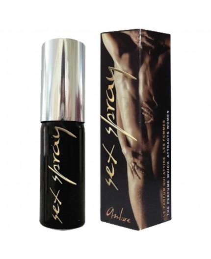 Sexy Shop Online I Trasgressivi - Profumo Afrodisiaco - Sex Spray Feromoni Attrazione Donna - Ruf