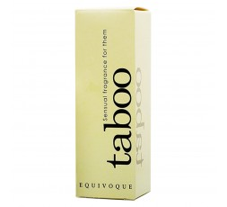 Sexy Shop Online I Trasgressivi - Profumo Afrodisiaco - Taboo Equivoque For Him And Her - Ruf