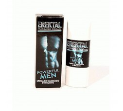 Sexy Shop Online I Trasgressivi - Lubrificante Stimolante - Erektal Massage Cream - Intimateline