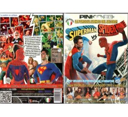 Sexy Shop Online I Trasgressivi Dvd Etero - Superman Vs Spiderman - Pink'o