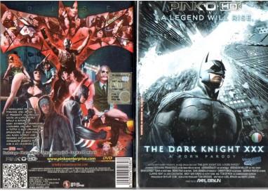 Dvd Etero - The Dark Knight XXX - Pink'o