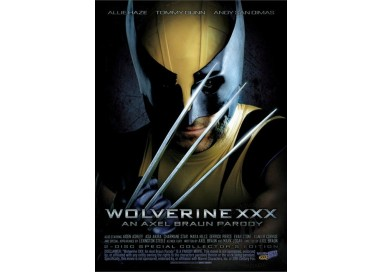 Dvd Etero - Wolverine Xxx A Porn Parody - Pink'o