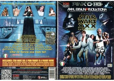 Dvd Etero - Star Wars Xxx A Porn Parody - Pink'o