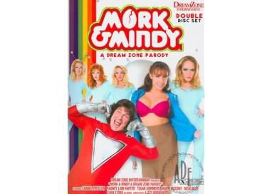 Dvd Etero - Mork & Mindy A Porn Parody - Pink'o