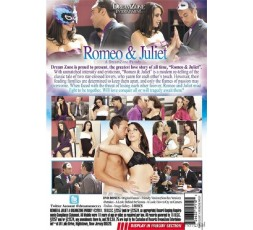 Sexy Shop Online I Trasgressivi Dvd Etero - Romeo & Juliet A Porn Zone Parody - Pink'o